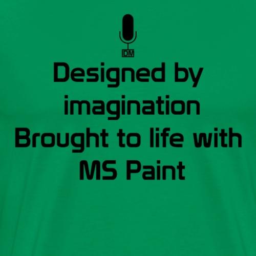 MS Paint - Men's Premium T-Shirt