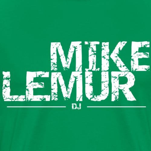 LEMUR1 - Koszulka męska Premium