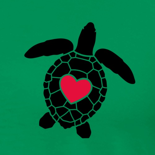 Turtle Love - Men's Premium T-Shirt