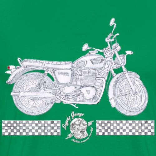 Bonnie dg - Maglietta Premium da uomo