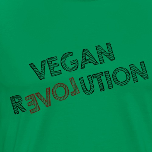 Vegan Revolution - Men's Premium T-Shirt