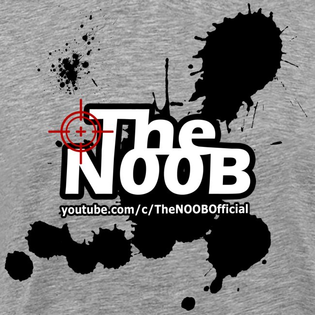 TheNOOB Official Logo Paint Splat!