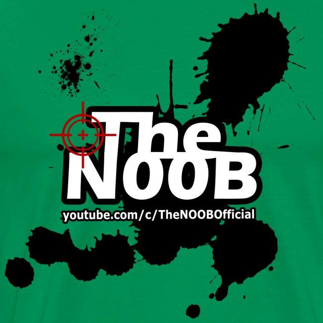 TheNOOB Official Logo Paint Splat!