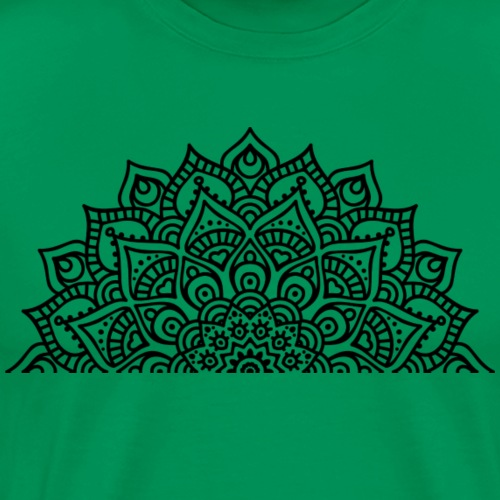 mandala2 - Men's Premium T-Shirt