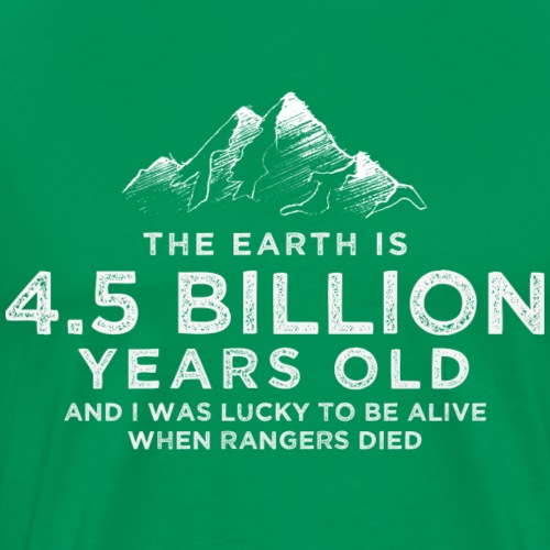 4.5 Billion - Men's Premium T-Shirt