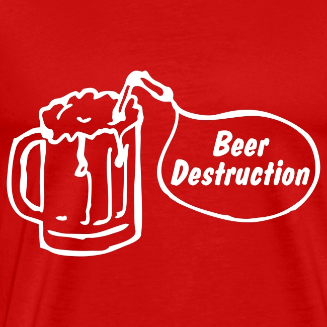 Beer Destruction