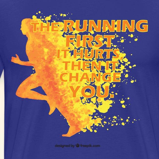 Motivo _ The Running First it Hurts
