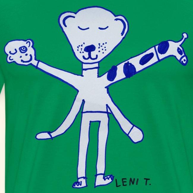 LeniT Teddy With a Twist