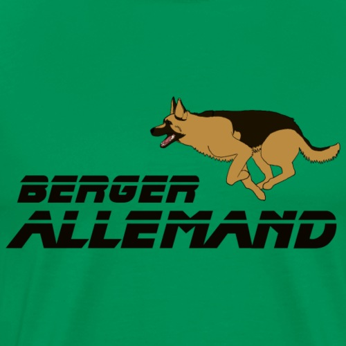 berger allemand - T-shirt Premium Homme