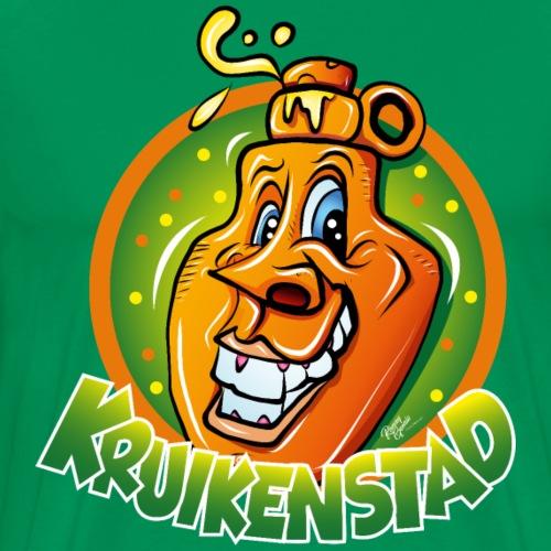 KRUIKENSTAD - Mannen Premium T-shirt