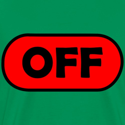 Off Design - Männer Premium T-Shirt
