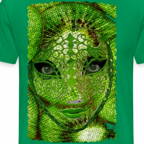 Kiwi Gesicht