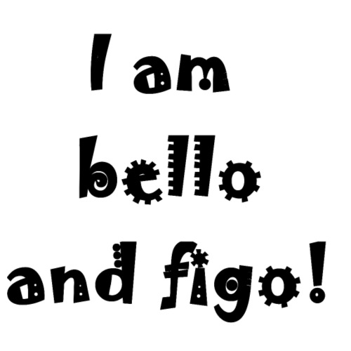 Bello and Figo - Men's Premium T-Shirt