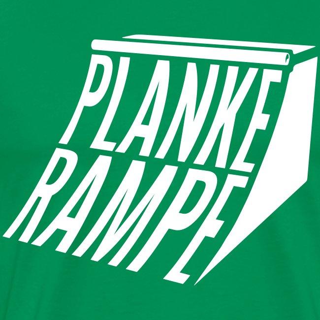 Planke Rampe