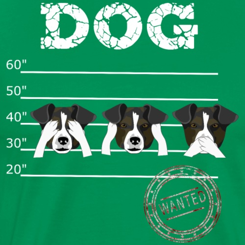 DOG WANTED