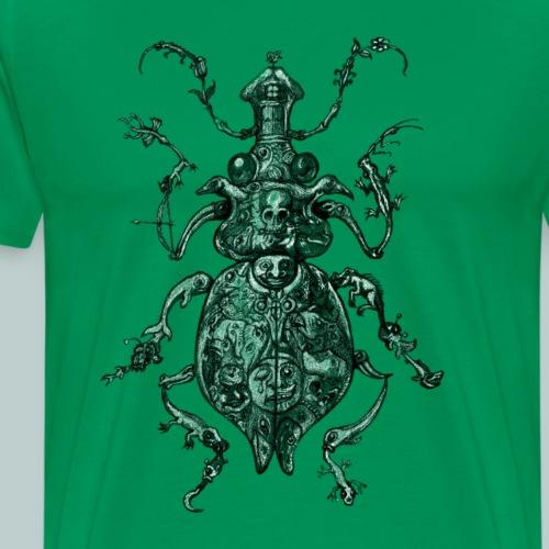 Sammelsuriumkäfer II - Kunst und Fantasie - Männer Premium T-Shirt