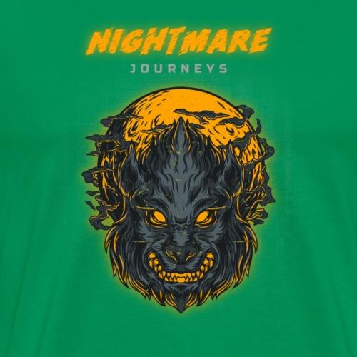 Nightmare Journeys - Männer Premium T-Shirt
