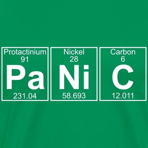 Pa-Ni-C (panic) - Full - Men's Premium T-Shirt