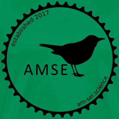 AM-SEL.SCIENCE - Männer Premium T-Shirt