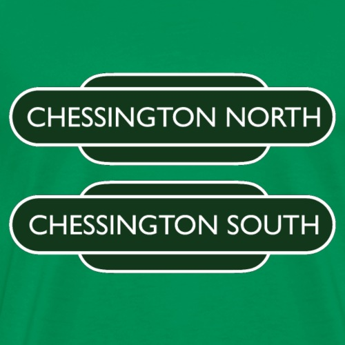 Chessington Totems - Men's Premium T-Shirt
