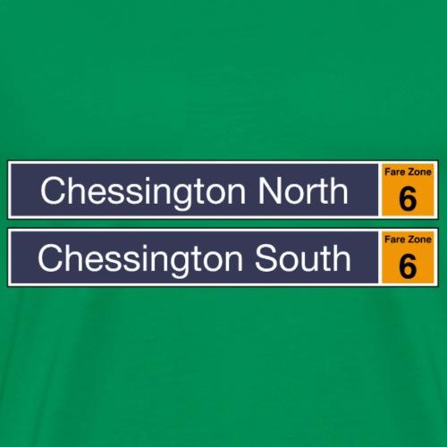 Chessington North and South - Men's Premium T-Shirt