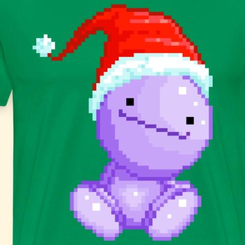 Nohohon de Noël - Bonnet du Père Noël - T-shirt Premium Homme