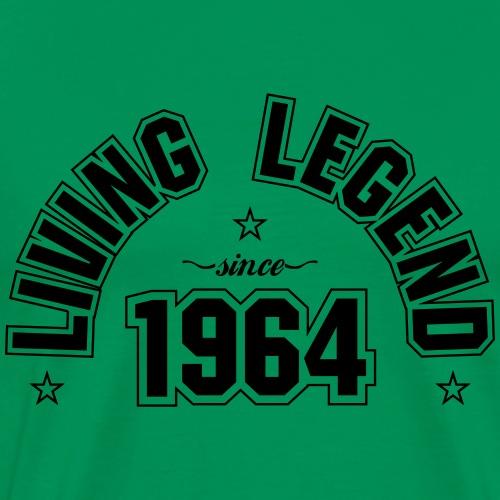 Living Legend 1964 - Männer Premium T-Shirt