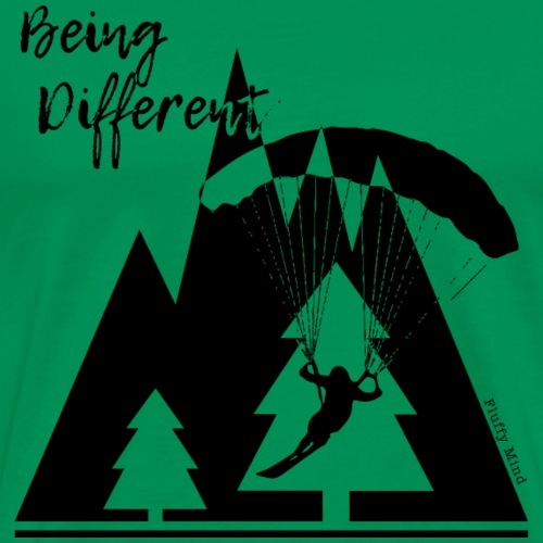Being Different - T-shirt Premium Homme