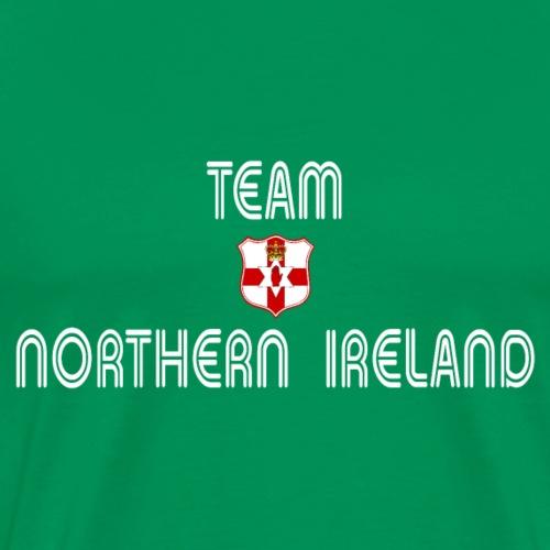 Team Northern Ireland sports bag - Men's Premium T-Shirt