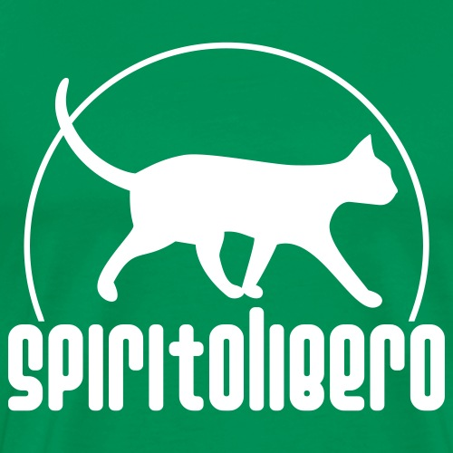 spiritolibero - Maglietta Premium da uomo