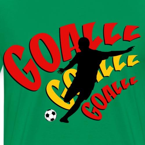 goalll spain - Men's Premium T-Shirt