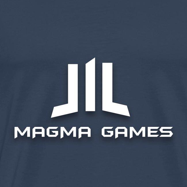 Magma Games t-shirt grijs