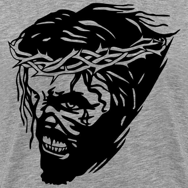 JESUS scream