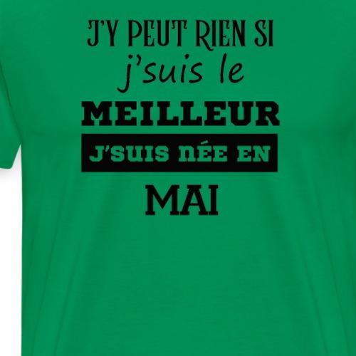 Je suis le meilleur - MAI - T-shirt Premium Homme