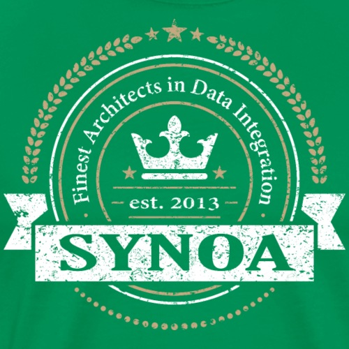 Synoa - Finest Architects - Men's Premium T-Shirt