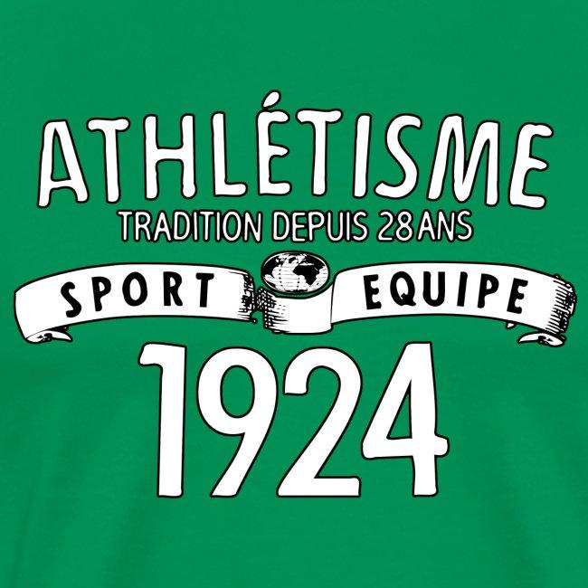 Sports Equipe 1924 (hvid)