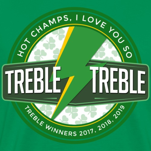 TrebleTreble - Men's Premium T-Shirt