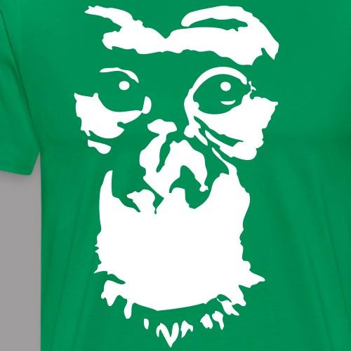 face de singe - T-shirt Premium Homme