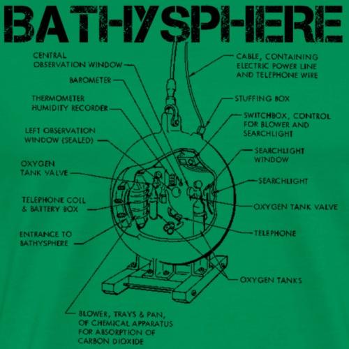 Bathysphere - Men's Premium T-Shirt
