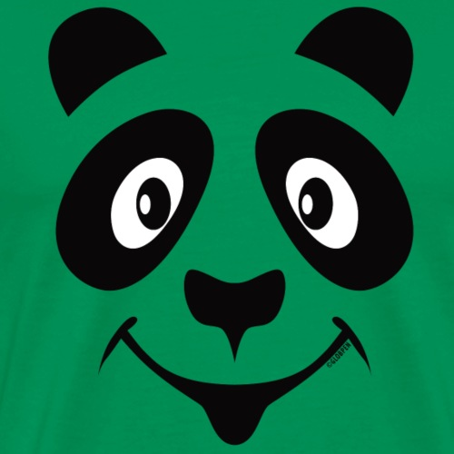 PANDA LOOK Textile and Gift Products FP10-52 - Miesten premium t-paita