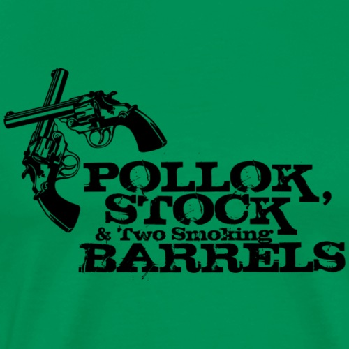 Pollok Stock - Men's Premium T-Shirt