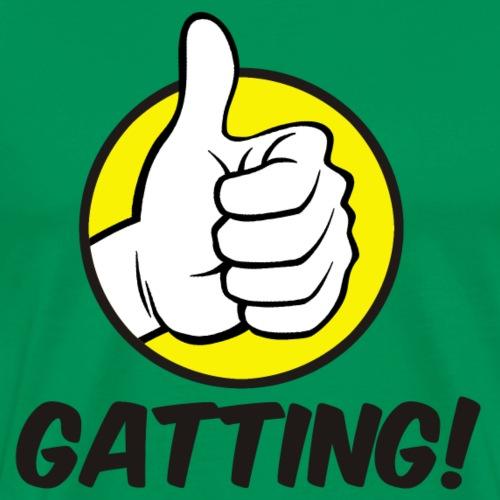 Gatting - Männer Premium T-Shirt