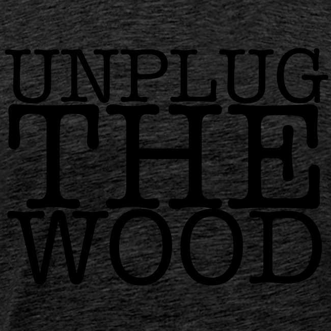 Unplug The Wood square