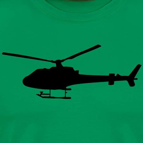 Hubschrauber - Männer Premium T-Shirt