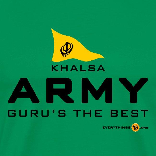 Khalsa ARMY Guru s the BEST