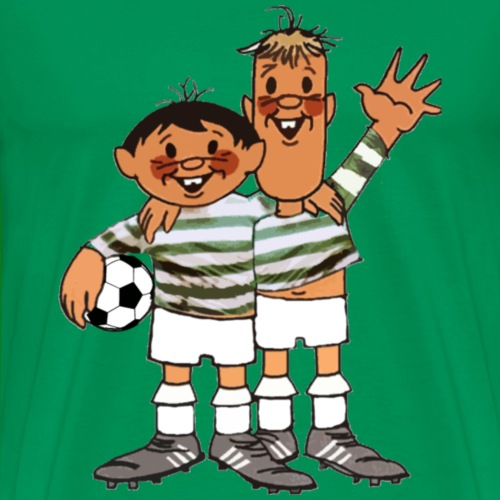 C mon The Hoops - Men's Premium T-Shirt