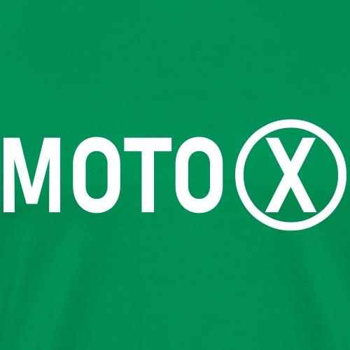 moto-x - Männer Premium T-Shirt
