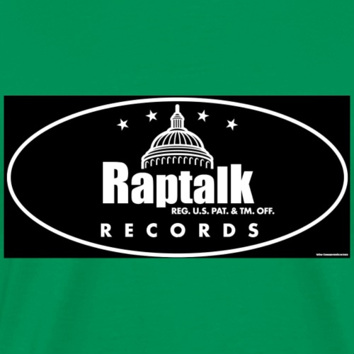 Raptalk™ winter/spring 2018 - Men's Premium T-Shirt