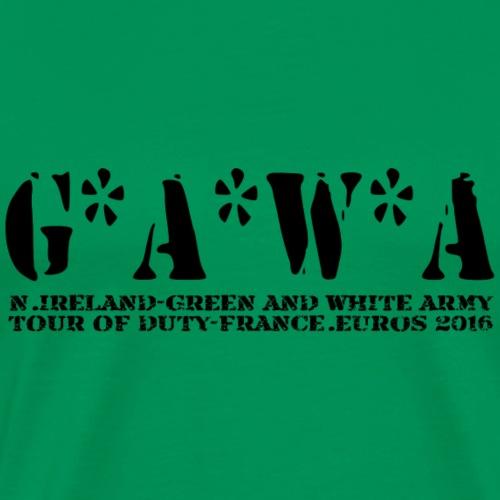 G*A*W*A - Men's Premium T-Shirt