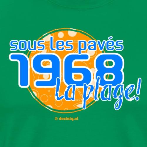 1968 - Mannen Premium T-shirt